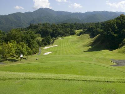 上石津ゴルフ倶楽部1