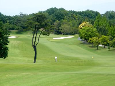 富士カントリー可児クラブ 美濃ゴルフ場1