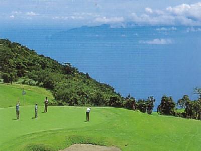 天城高原ゴルフコース画像3