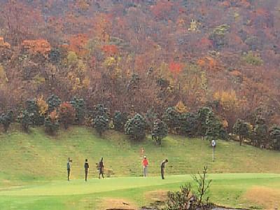 天城高原ゴルフコース画像4