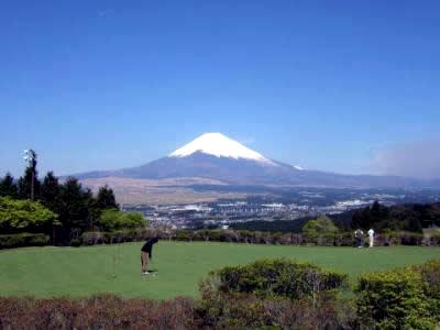 小田原ゴルフ倶楽部 日動御殿場コース1