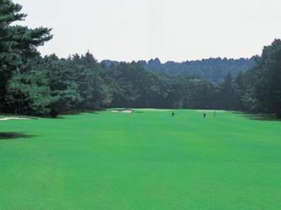 静岡カントリー島田ゴルフコース1