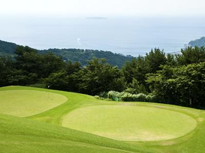 西熱海ゴルフコース(旧 西熱海ゴルフ場)