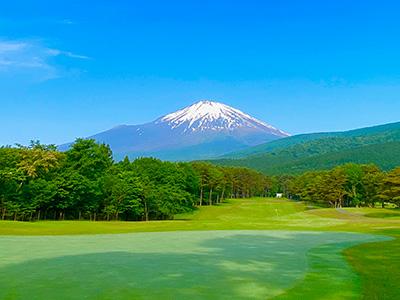 富士高原ゴルフコース1