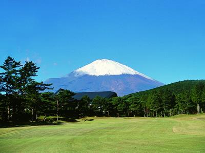 富士国際ゴルフ倶楽部1