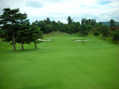 伊賀ゴルフコース1