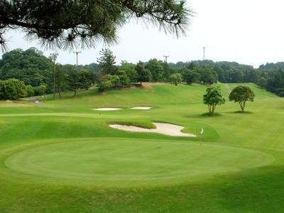 亀山ゴルフクラブ1