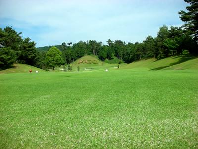 桔梗が丘ゴルフコース1