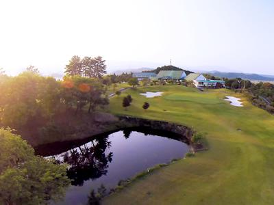 COCOPA RESORT CLUB 三重白山ゴルフコース1
