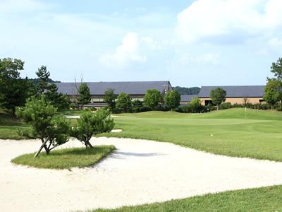 朝宮ゴルフコース1