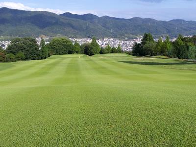 伏見桃山ゴルフコース1