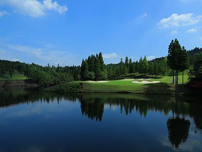 JOYXゴルフ倶楽部 上月コース1