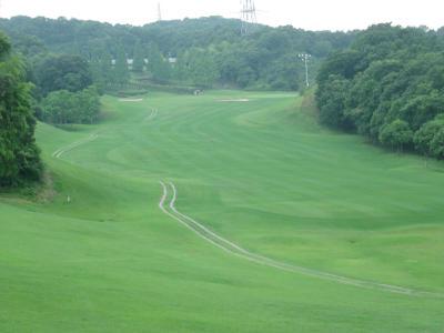 西神戸ゴルフ場(旧神戸国際CC西神戸G場) 1