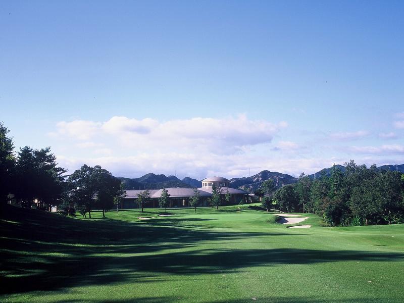 高室池ゴルフ倶楽部1