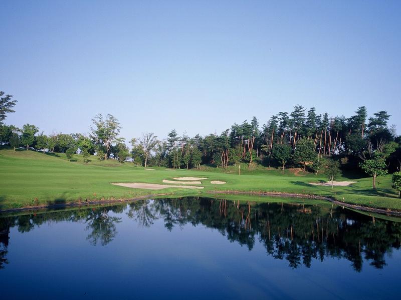 高室池ゴルフ倶楽部画像2