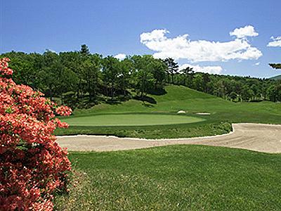 安比高原ゴルフクラブ1