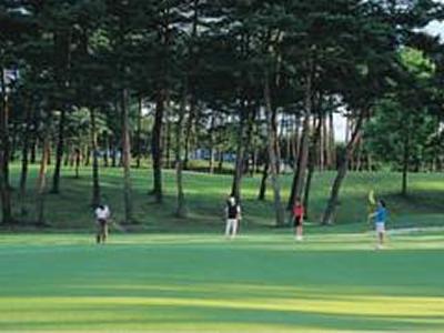金ヶ崎ゴルフコース&ロッジ画像2