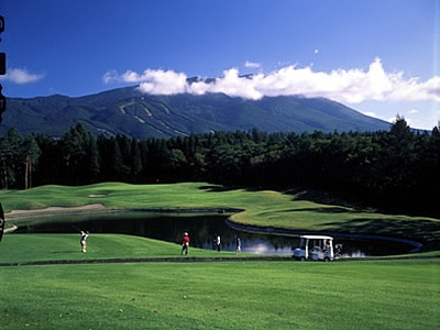 雫石ゴルフ場画像3