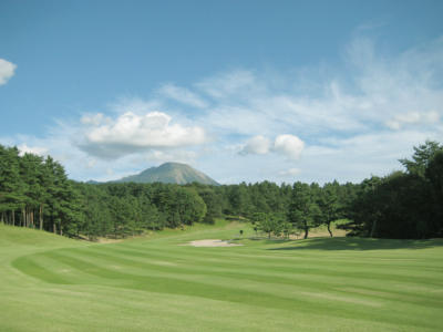 大山平原ゴルフクラブ1