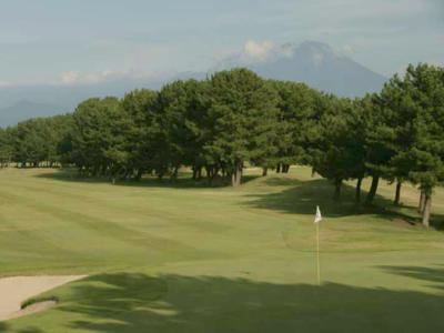 米子ゴルフ場1