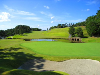 山陽ゴルフ倶楽部1
