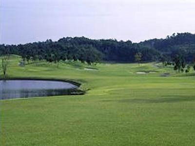 リージャスクレストゴルフクラブ グランド画像2