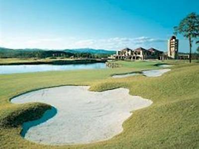 リージャスクレストゴルフクラブ グランド画像5