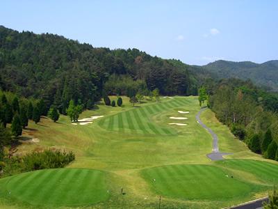 岩国センチュリーゴルフクラブ1