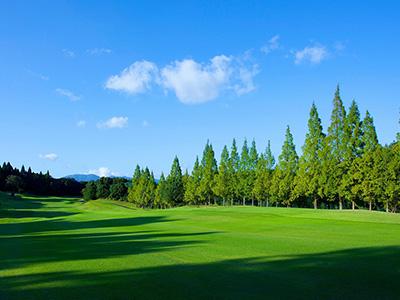 多久ゴルフ倶楽部1