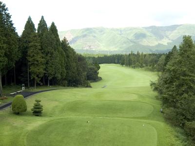 阿蘇ゴルフ倶楽部 赤水コース画像2