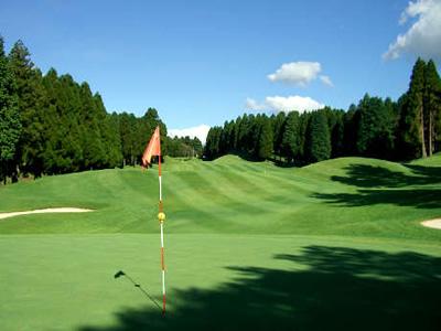 コスギリゾート阿蘇ハイランドゴルフコース画像2