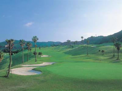 鹿児島ゴルフリゾート1