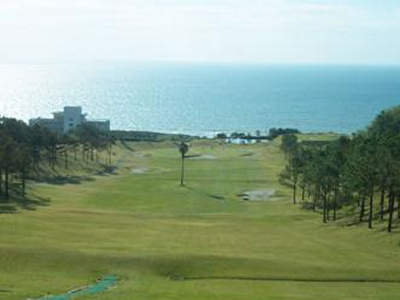 チェリーゴルフ鹿児島シーサイドコース1