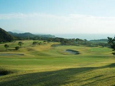 チェリーゴルフ鹿児島シーサイドコース画像2