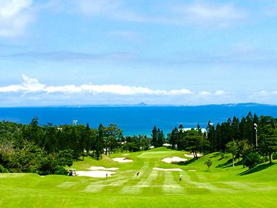 ユニマット沖縄ゴルフ倶楽部(旧:大京カントリークラブ)