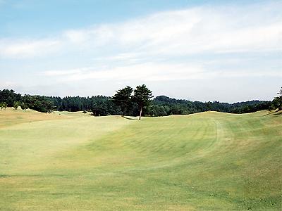 秋田森岳温泉36ゴルフ場画像3