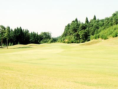 秋田森岳温泉36ゴルフ場画像5