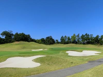 山代ゴルフ倶楽部 キングコース1