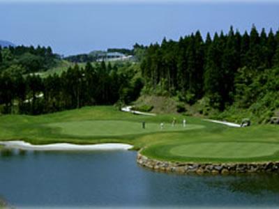 日南串間ゴルフコース1