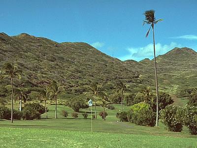 ハワイ・カイ・ゴルフコース エグゼクティブコース