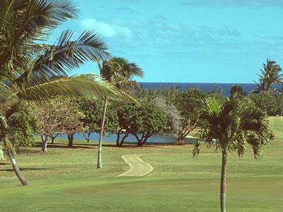 ハワイ・カイ・ゴルフコース チャンピオンシップコース
