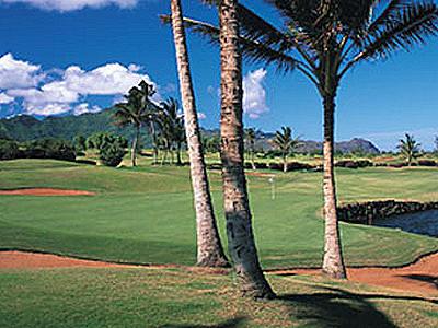 ポイプ・ベイ ゴルフコース(カウアイ島)