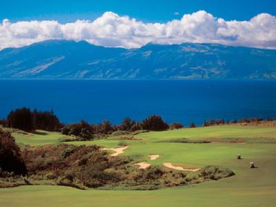 カパルア・プランテーション・ゴルフコース(マウイ島)