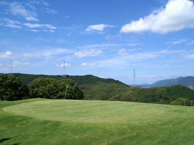 風の森ゴルフガーデン(旧:赤木カントリークラブ)1