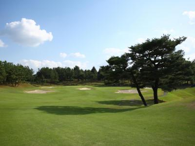 瀬田ゴルフコース 北コース1