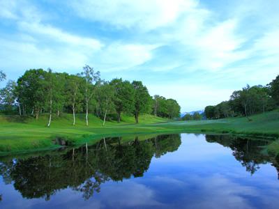 水上高原ゴルフコース スカイ・フォレストコース画像2