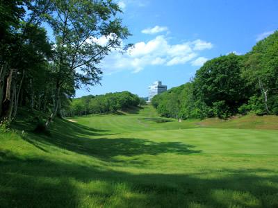 水上高原ゴルフコース スカイ・フォレストコース画像3