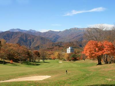 水上高原ゴルフコース スカイ・フォレストコース画像5