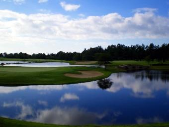 白河メドウゴルフ倶楽部1