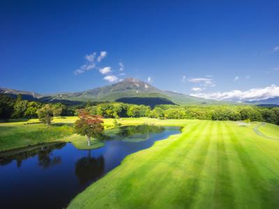 星野リゾート メローウッドゴルフクラブ1